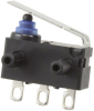 Snap Action, Limit Switches -- D2HW-BL261D-ND -Image