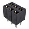 Rectangular Connectors - Headers, Receptacles, Female Sockets -- SAM1090-03-ND -Image