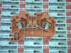 CONTA CLIP ZRK-4/2A-OR ( TERMINAL BLOCK ORANGE 2 CONNECTORS 800V 32A ) -Image
