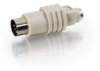 PS/2 Female to AT Male Keyboard Adapter -- 2311-02475-ADT - Image