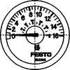 Pressure gauge -- MA-23-16-R1/8 -Image
