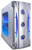 Apevia X-Cruiser Thermally Advantaged Case - Silver -- 110052