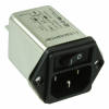Power Entry Connectors - Inlets, Outlets, Modules -- 817-1497-ND -Image