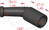 Angle Boot Insulator -- 16125 - Image