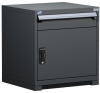 "Heavy-Duty Stationary Cabinet , 1 Drawers (30""W X 27""D X 32""H) -- R5ADG-3010 -- View Larger Image"
