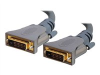 Impact Acoustics SonicWave DVI Digital Video Interconnect - video cable - 33 ft -- 40300