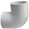 Schedule 40 PVC Pressure Elbow Fittings 90° Ell (SxS)