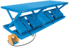 Air Spring Actuated Lift Table -- ATEWDW-8024 -Image