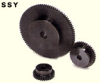 106.25mm PD Steel, Thin Face Spur Gears -- SSY1.25-85