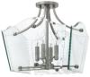3001PL Semi-Flush Mts.-Candle -- 685677