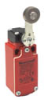 GSS Series, Safety Limit Switch, 2NC Direct Opening, Slow Action, Side Rotary, Metal Roller, 1/2 NPT, EN50047, Zinc Die-cast, Gold-plated Contacts -- GSCA36A1B