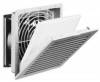 Enclosure Cooling Fan ABS, Black Grille - -- 62398001599-1