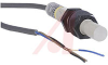 Sensor; M12; 10 to 30 VDC; 8 mA @ 12 VDC, 15 mA @ 24 VDC; Unshielded; 100 Hz -- 70178108 - Image