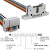 Rectangular Cable Assemblies -- H3BWH-1036M-ND -Image