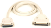 RS449 To RS530 Shielded Data Cable DB25M/DB37F 6Ft. -- EDN57T-0006-MF - Image