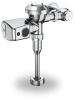 Zurn AquaVantage® ZER Series Connected, Exposed Sensor Battery Urinal Flush Valve -- ZER6003AV-W2 -Image