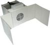 Laminar Flow Hood Negative Pressure Winged Sentry -- SS-300-WS - Image
