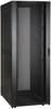 45U SmartRack Wide Standard-Depth Rack Enclosure Cabinet with Doors and Side Panels, Shock Pallet Packaging -- SR45UBWDSP1 -- View Larger Image