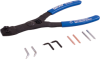 Internal/External Retaining Ring Pliers W/ Replaceable Tips -- B101 -- View Larger Image