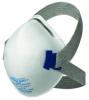 Jackson Safety R10 Blue/White N95 Molded Cup Respirator - 036000-64250 -- 036000-64250