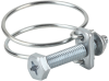 Hose clamp for securing wire-reinforced hoses SSD 54-60 ST-VZ -- 10.07.10.00036 - Image