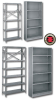 CLOSED SHELVING - 20 GA. -- HCAK-85-1236-5-20 - Image