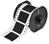 Wire Marker Sleeve Black Heat Shrink Polyolefin -- 66282096761-1