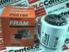 FRAM PS8186 ( FILTER FUEL/WATER SEPARATOR SPIN-ON 5IN ) -Image