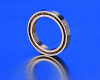 Extra Thin Open Metric ER Series Bearings -- ER1634 -- View Larger Image
