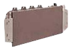 HP High Voltage Modular Power Distribution Unit Zero-U/1U -- 252663-B21