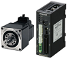 CRK Series Stepper Motors with Built-in Controller (Stored Program) (DC Input) -- crk564rkph50