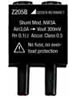 Shunt 3 A class 0,5 600V CAT IV, 1A/100mV, 0,1 Ohm -- Gossen Metrawatt NW3A (Z205B)
