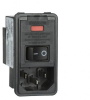 Power Entry Connectors - Inlets, Outlets, Modules -- 4-6609959-5-ND -Image
