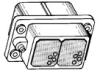 G Series Modular Connectors (A Multimate Product) -- 5-202789-2