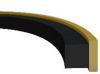 Imperial Piston Seals -- R Series -- View Larger Image