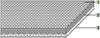 N Line Belt for General Conveying -- NAG-8EHDV