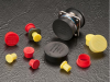 AS138 Electrical Connector Dust Caps - AS138 SERIES -- AS138-45B