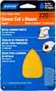 Norton MultiSand AO Fine Detail Iron Shape H&L Vacuum Sheet -- 07660702704 -Image