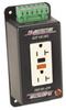 AC Surge Protector SPD ACP Plug-In 120 Vac Single-Phase 20 A SASD 8 kA, UL 94-V0 -- 1101-578 -Image