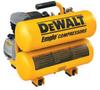 DEWALT 1.1 HP Electric 4 gal Compressor -- Model# D55153