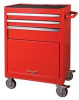 Rolling Cabinet,26-13/16 x18-5/8 x39-7/8 -- 13H095
