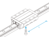 Linear Motion Guide NR and NRS -- NRS85LB-Image