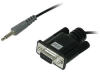 TENMA - 72-6704 - COMPUTER CABLE, SERIAL, 1M, BLACK -- 724666