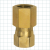 37° Flare Hydraulic Fitting -- Gauge Adaptor Fittings