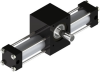 Single Rack Tie Rod Rotary Actuators -- A3