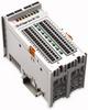 Servo stepper controller; 70 V / 7.5 A 6in, 2out -- 750-673