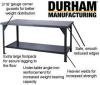 HEAVY-DUTY WORK BENCHES -- HHDWB-3048-95 - Image