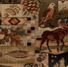 Animal Patchwork Fabric -- R8133 - Image