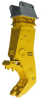 BP 3050 R: Hydraulic bulk pulverizer with rotation device for carriers from 30 up to 35 t weight -- 3084856