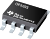 OPA692 Wideband, Fixed Gain Buffer Amplifier with Disable -- OPA692ID - Image